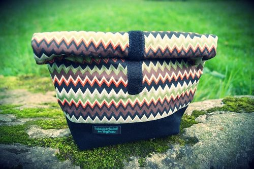 "Lunchbag ""Chevron"""